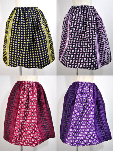 キストゥのバルーンスカート